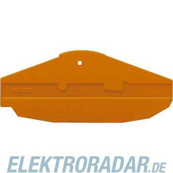 WAGO Kontakttechnik Abschluß- u.Trennplatte 282-366