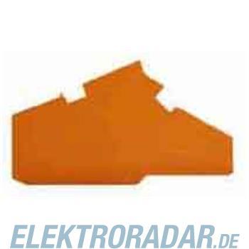 WAGO Kontakttechnik Abschluss- und Trennplatte 282-390