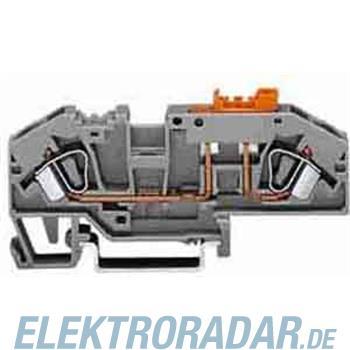 WAGO Kontakttechnik 2-Leiter-Trennklemme, 0,2- 282-695