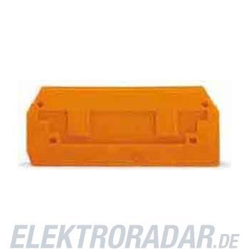 WAGO Kontakttechnik Abschlußplatte 283-325