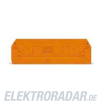WAGO Kontakttechnik 3-L-FV-Abschlußplatte 283-350