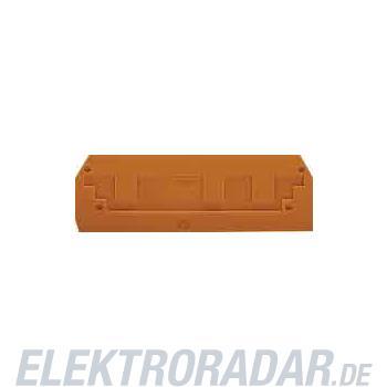 WAGO Kontakttechnik Abschlußplatte 284-308
