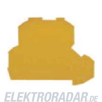 WAGO Kontakttechnik Abschluss-u.Zwischenplatte 2002-2292
