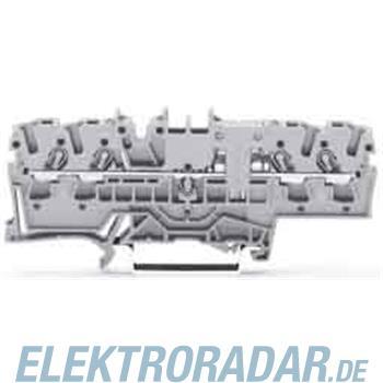 WAGO Kontakttechnik Abschluss-u.Zwischenplatte 2002-1801