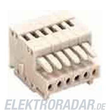 WAGO Kontakttechnik Federleistenklemme 733-112
