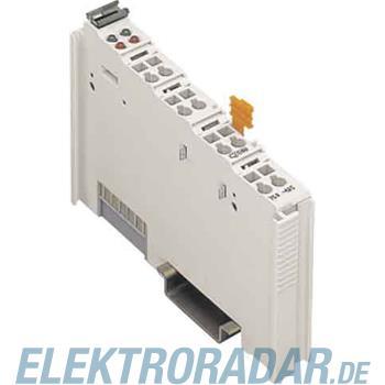 WAGO Kontakttechnik 2-Kanal Eingangsklemme 750-466/000-200