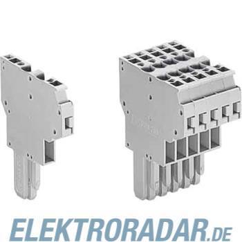 WAGO Kontakttechnik 2L-Federleiste 769-123