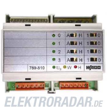 WAGO Kontakttechnik Handbedienmodul 789-810