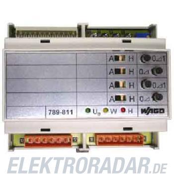 WAGO Kontakttechnik Handbedienmodul 789-811