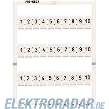 WAGO Kontakttechnik WMB-Bezeichnungssystem 793-4566