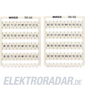 WAGO Kontakttechnik WMB-Bezeichnungssystem 793-472