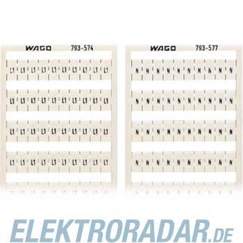 WAGO Kontakttechnik WMB-Bezeichnungssystem 793-544
