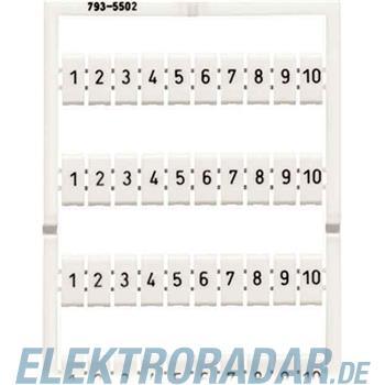 WAGO Kontakttechnik WMB-Bezeichnungssystem 793-5565