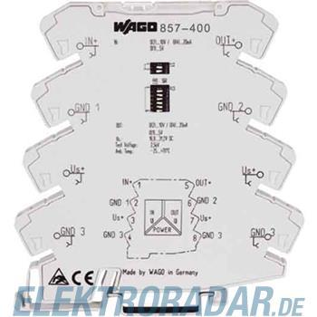 WAGO Kontakttechnik Trennverstärker 857-400
