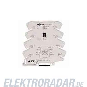 WAGO Kontakttechnik Trennverstärker 857-423