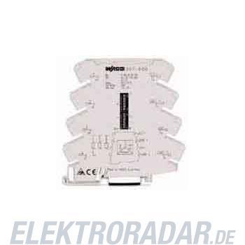 WAGO Kontakttechnik Temperaturmessumformer 857-800