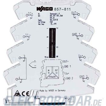 WAGO Kontakttechnik Temperaturmodul 857-810