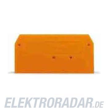WAGO Kontakttechnik Abschlussplatte 880-328