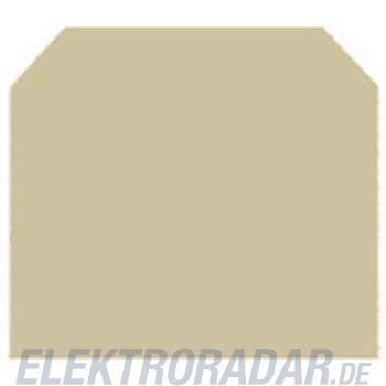 Weidmüller Abschlussplatte AP SAKR KRG