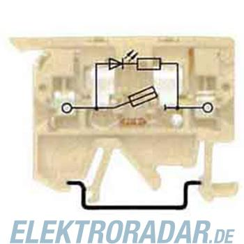 Weidmüller Sicherungsklemme ASK 1/EN LD 1D 24VAC