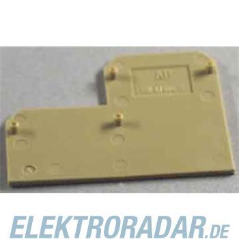 Weidmüller Abschlussplatte AP DK4/380 Q