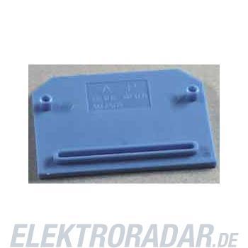Weidmüller Abschlussplatte AP SAK2.5/35 BL