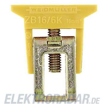 Weidmüller Zugbügel ZB 16/6K GE/GN