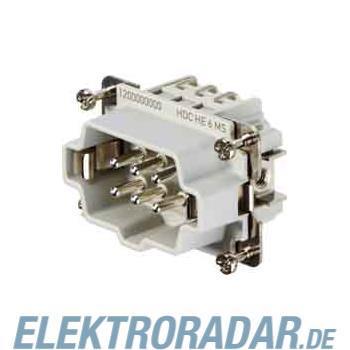 Weidmüller Steckverbinder-Einsatz HDC HE 6 MS