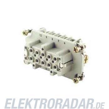 Weidmüller Steckverbinder-Einsatz HDC HE 10 FS