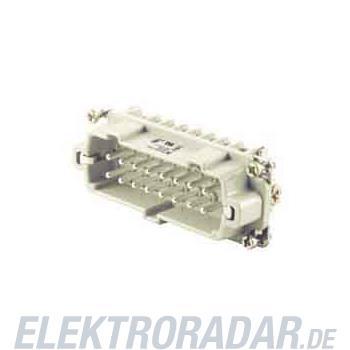 Weidmüller Steckverbinder-Einsatz HDC HE 16 MS