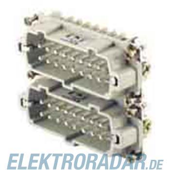 Weidmüller Steckverbinder-Einsatz HDC HE 16 MS 17-32