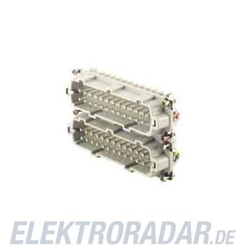 Weidmüller Steckverbinder-Einsatz HDC HE 24 MS 25-48