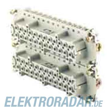 Weidmüller Steckverbinder-Einsatz HDC HE 24 FS 25-48