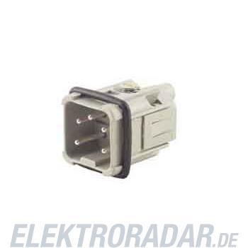 Weidmüller Steckverbinder-Einsatz HDC HA 4 MS