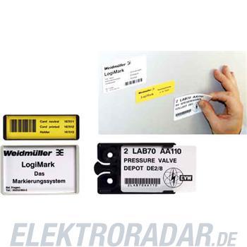 Weidmüller Kartenhalter LogiMark #1631640002