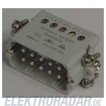 Weidmüller Steckverbinder-Einsatz HDC HA 10 MS