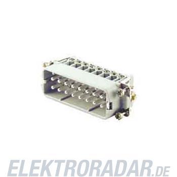 Weidmüller Steckverbinder-Einsatz HDC HA 16 MS