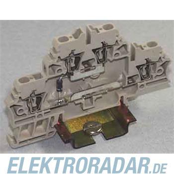 Weidmüller Klemme mit Einbau ZDK 2.5/D/1