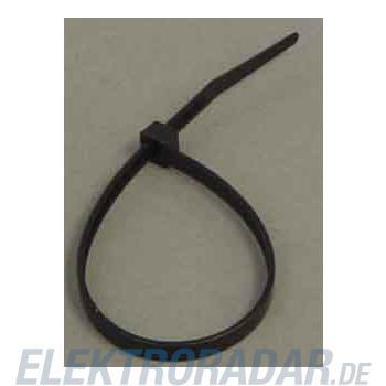 Weidmüller Kabelbinder CB 203/4.6 BLACK