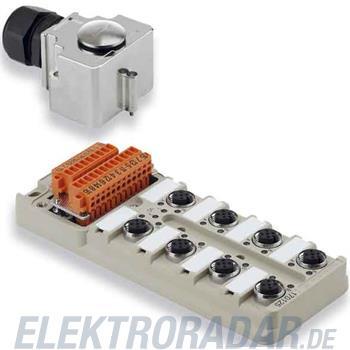 Weidmüller Sensor Aktor Verteiler SAI SAI-8-MHD-5P M12