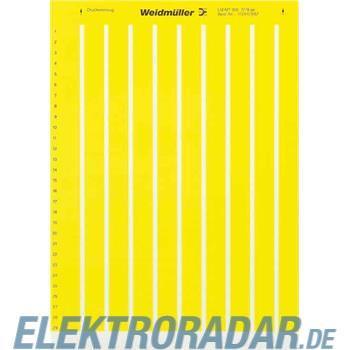 Weidmüller Gerätemarkierer LM MT300 60X36 SI