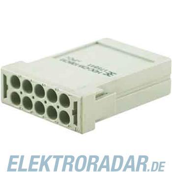 Weidmüller Buchsenmodul HDC CM 10 FC