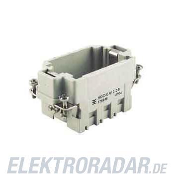 Weidmüller Stiftrahmen HDC-CR10-3S GR