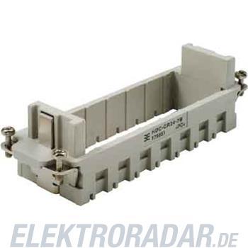 Weidmüller Steckverbinder-Einsatz HDC-CR24-7B GR