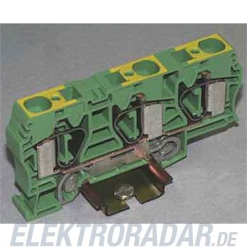 Weidmüller Schutzleiterklemme ZPE 16/3AN
