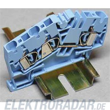 Weidmüller Durchgangsklemme ZDU 4-2/3AN BL