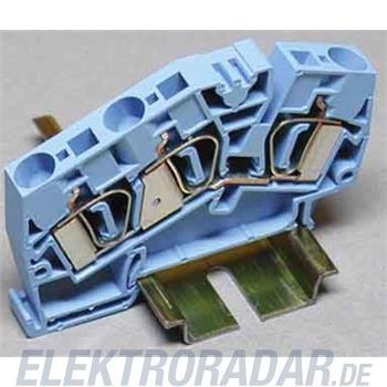Weidmüller Durchgangsklemme ZDU 6-2/3AN BL