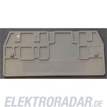 Weidmüller Abschlussplatte ZAP/TW ZDU1.5/3AN