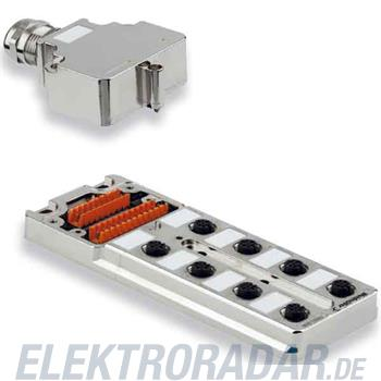 Weidmüller Sensor Aktor Verteiler SAI SAI-8-MMS 5P M12