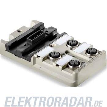 Weidmüller Sensor Aktor Verteiler SAI SAI-4-MMS 4P M12